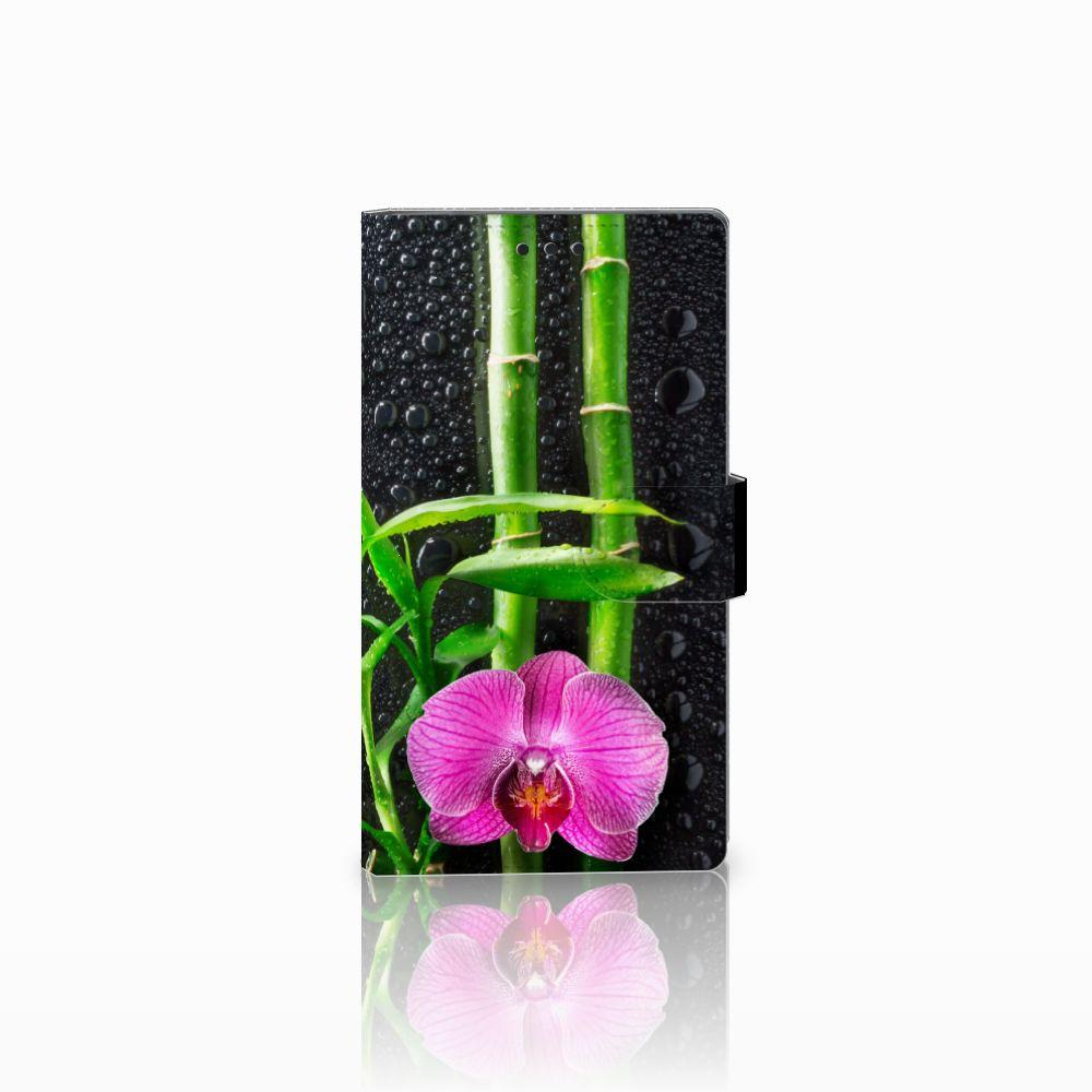 Sony Xperia L2 Boekhoesje Design Orchidee
