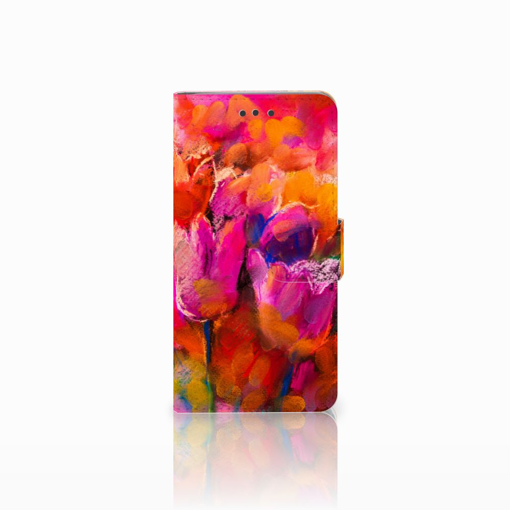 HTC U Play Boekhoesje Design Tulips