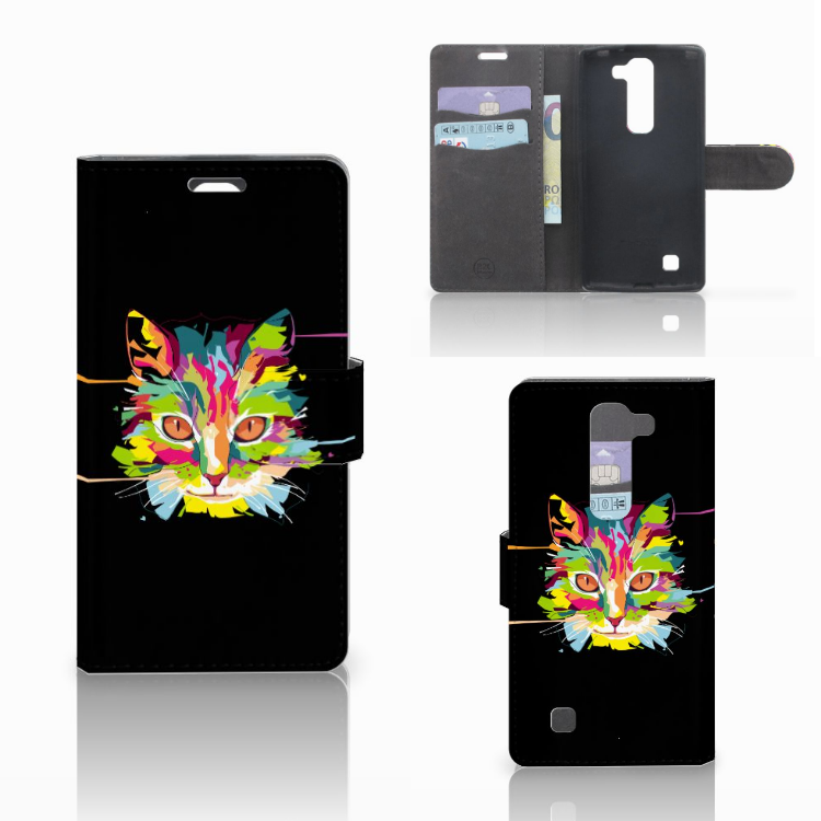 LG Magna | G4C Leuk Hoesje Cat Color