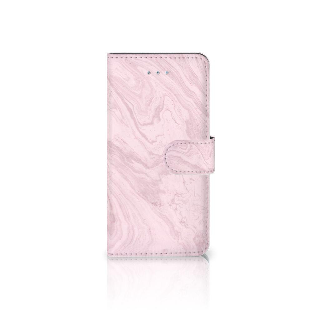 Honor 4A | Y6 Boekhoesje Marble Pink
