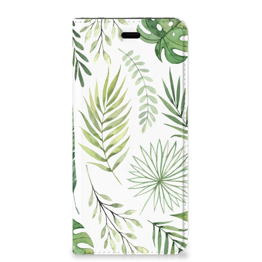 Huawei P10 Smart Cover Leaves