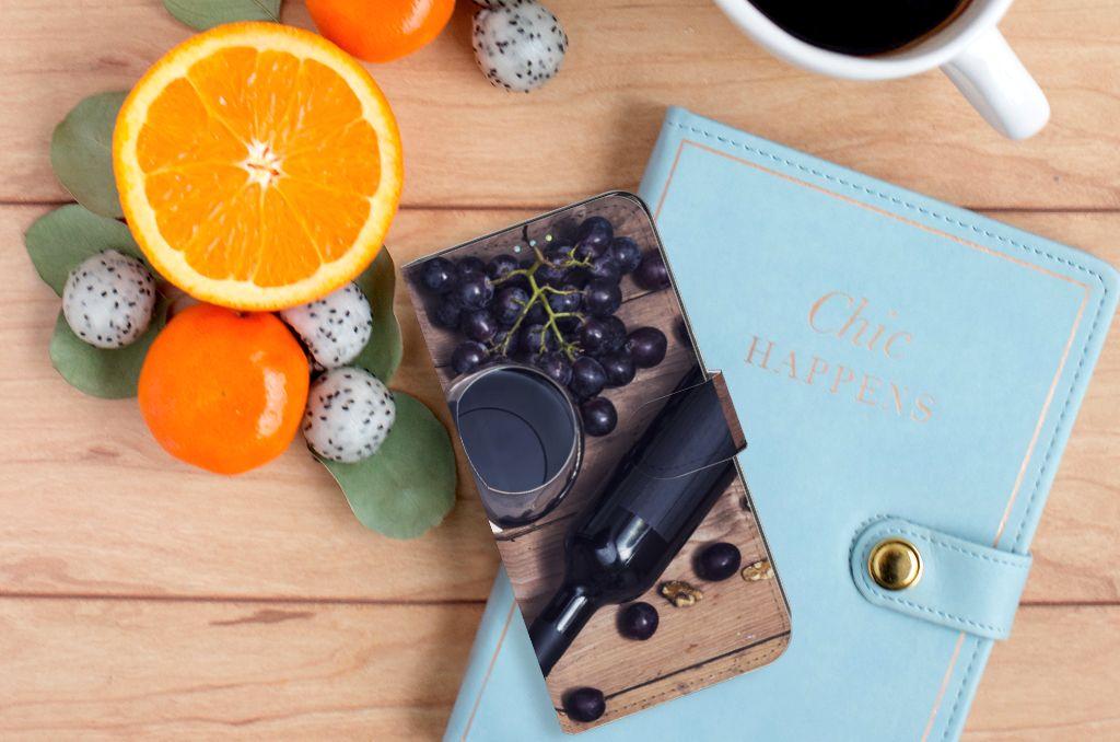 Samsung Galaxy A52 Book Cover Wijn
