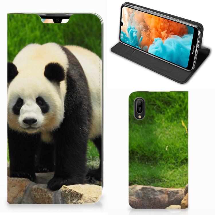 Huawei Y6 2019 Hoesje maken Panda