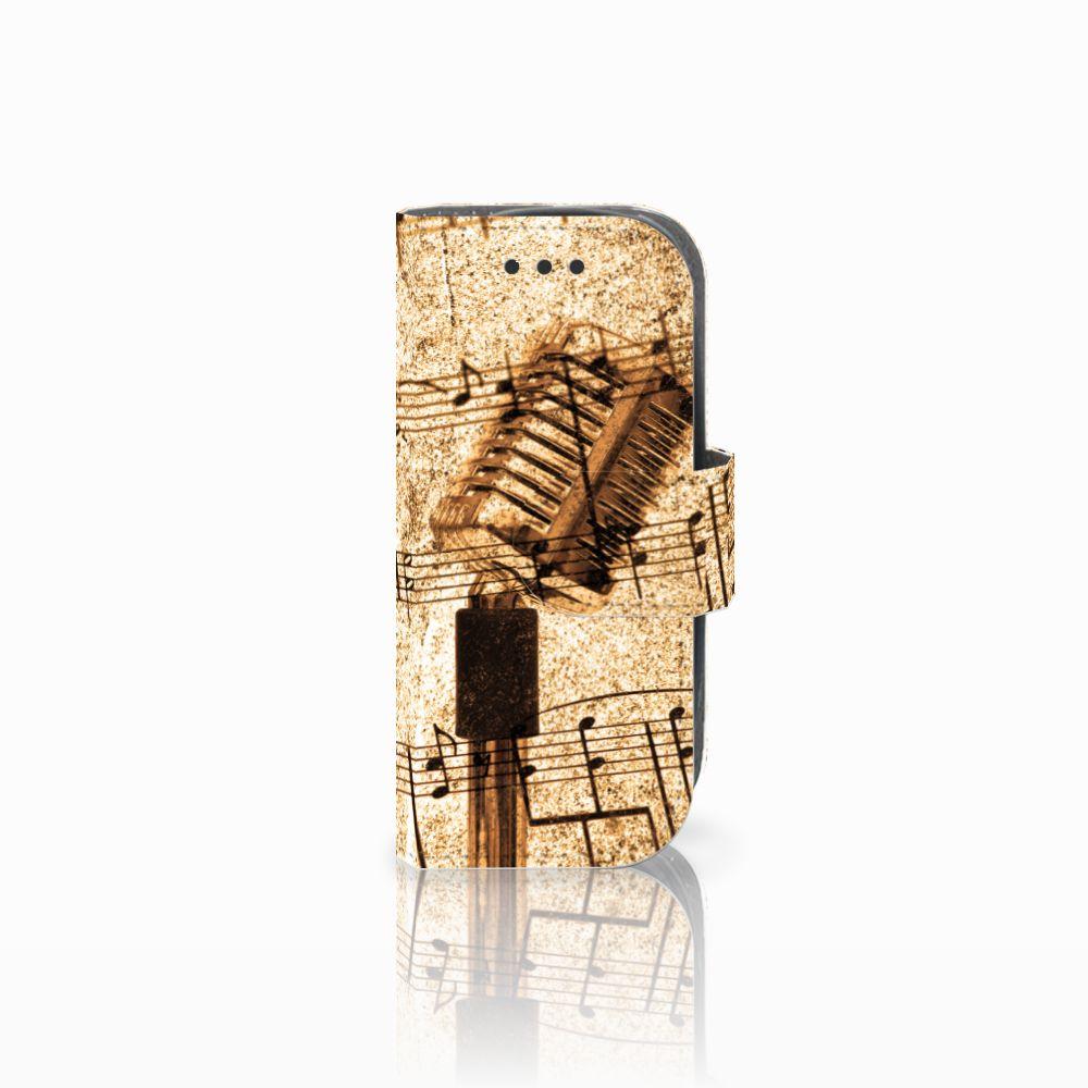 Nokia 3310 (2017) Uniek Boekhoesje Bladmuziek