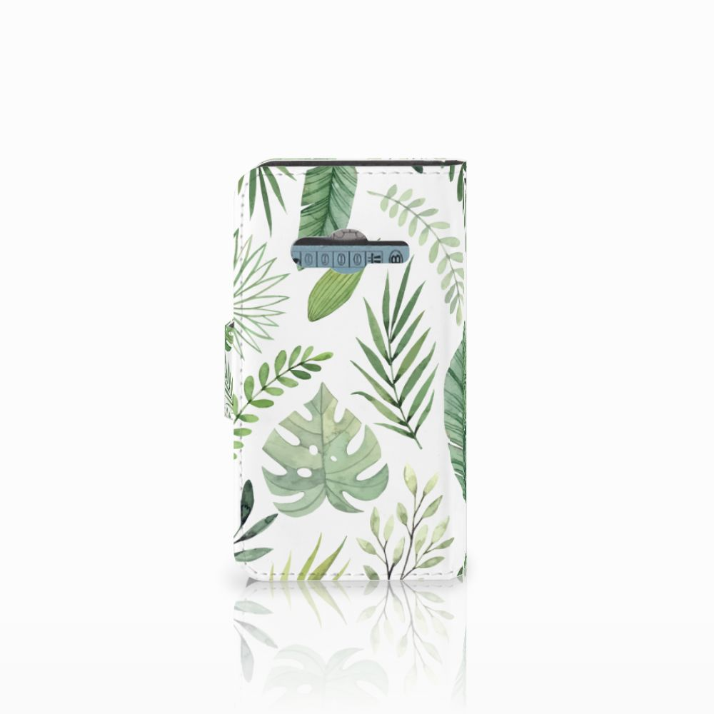 Samsung Galaxy Trend 2 Hoesje Leaves