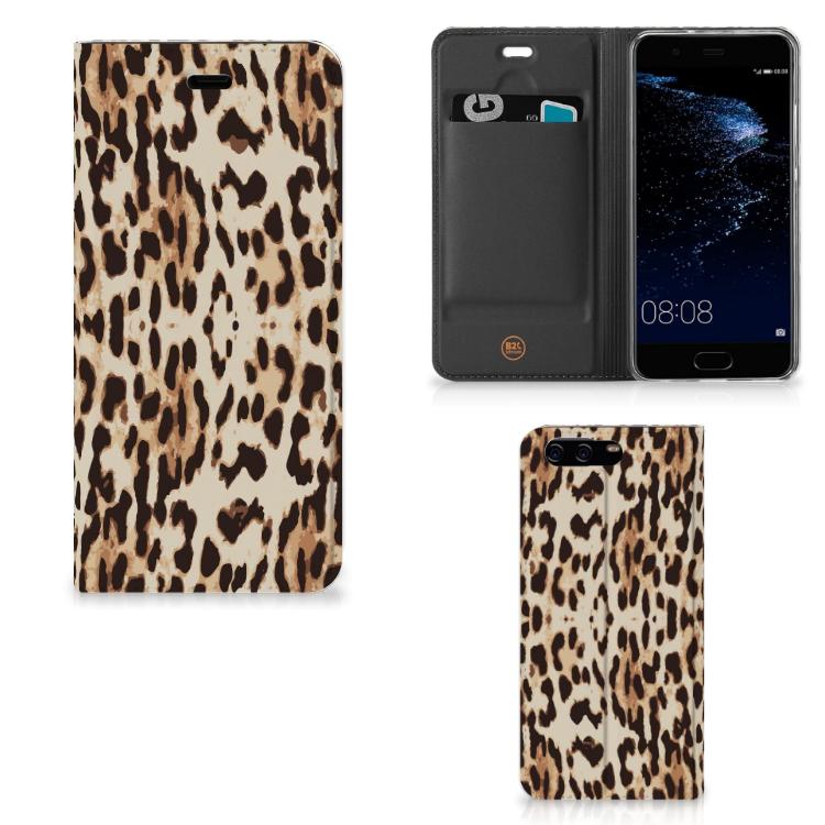 Huawei P10 Hoesje maken Leopard