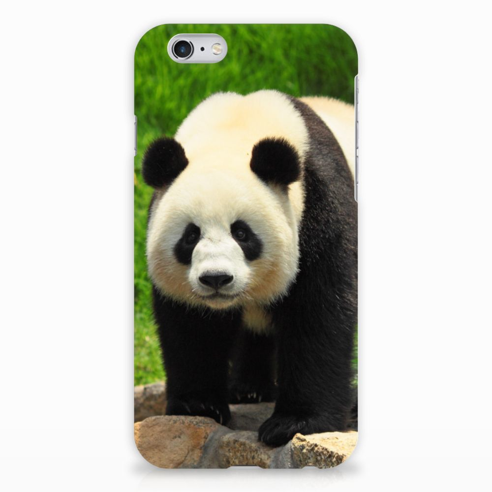 Apple iPhone 6 | 6s Hardcase Hoesje Design Panda