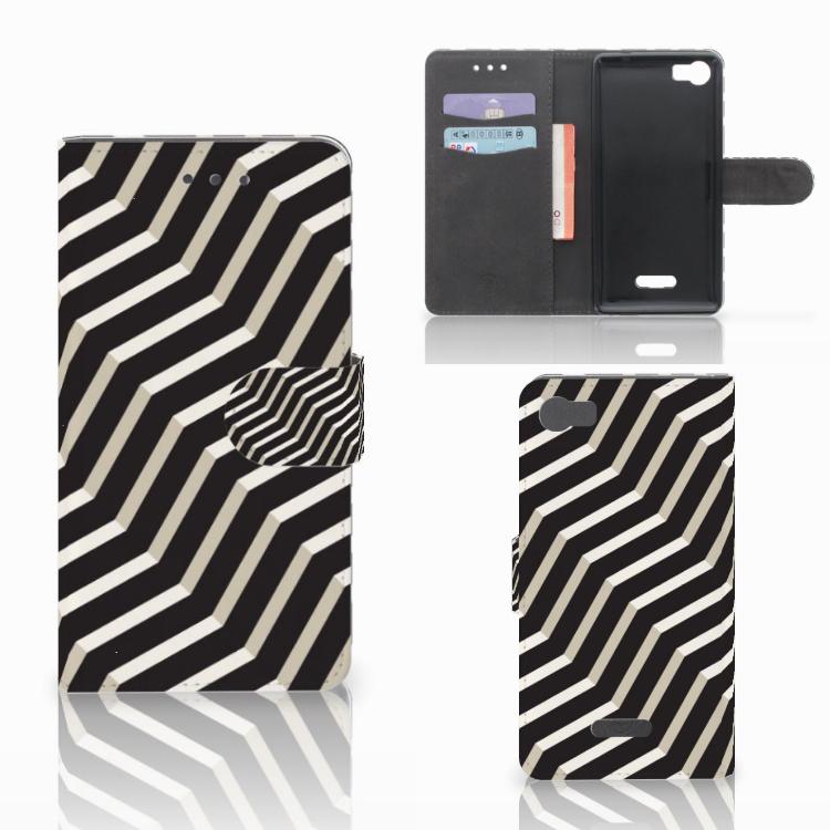 Wiko Fever (4G) Bookcase Illusion