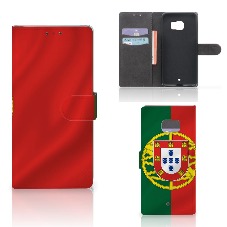 HTC U Ultra Bookstyle Case Portugal