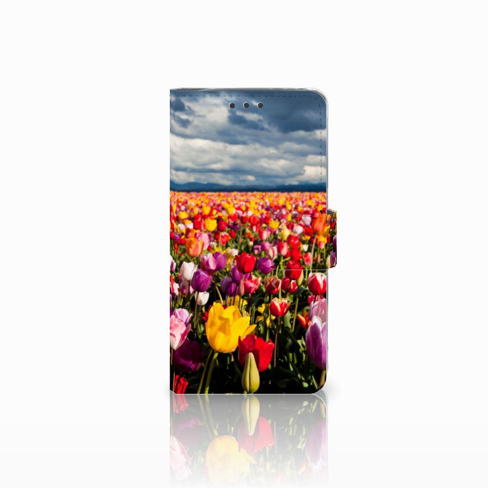 LG G5 Uniek Boekhoesje Tulpen