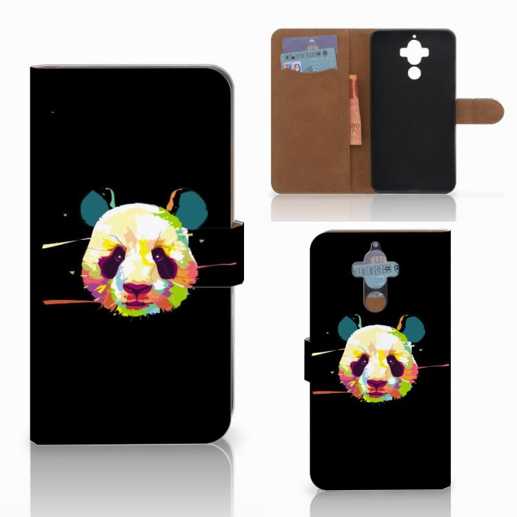 Huawei Mate 9 Leuke Hoesje Panda Color