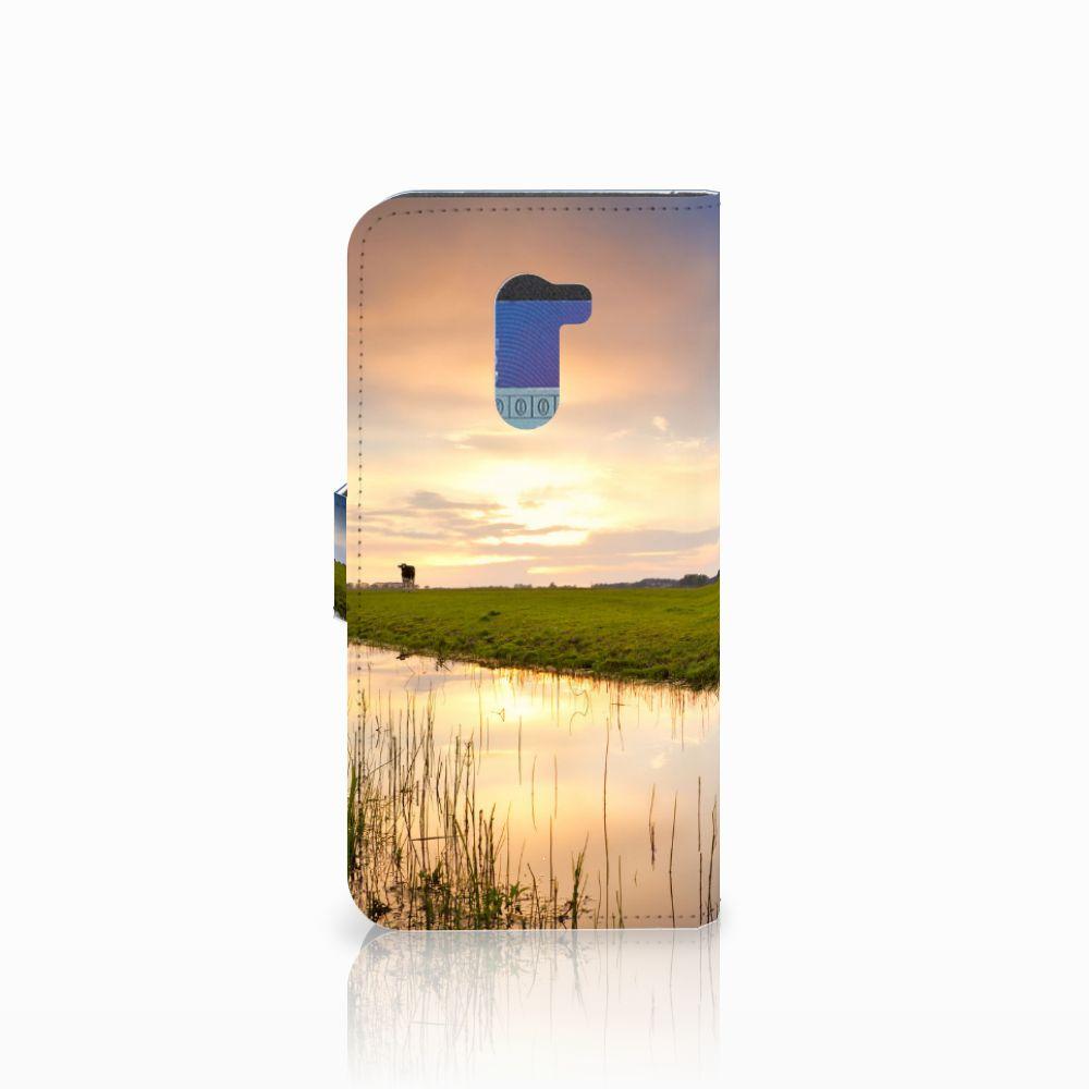 Xiaomi Pocophone F1 Telefoonhoesje met Pasjes Koe