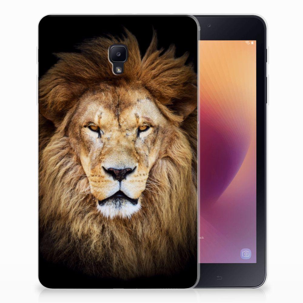 Samsung Galaxy Tab A 8.0 (2017) Tablethoesje Design Leeuw