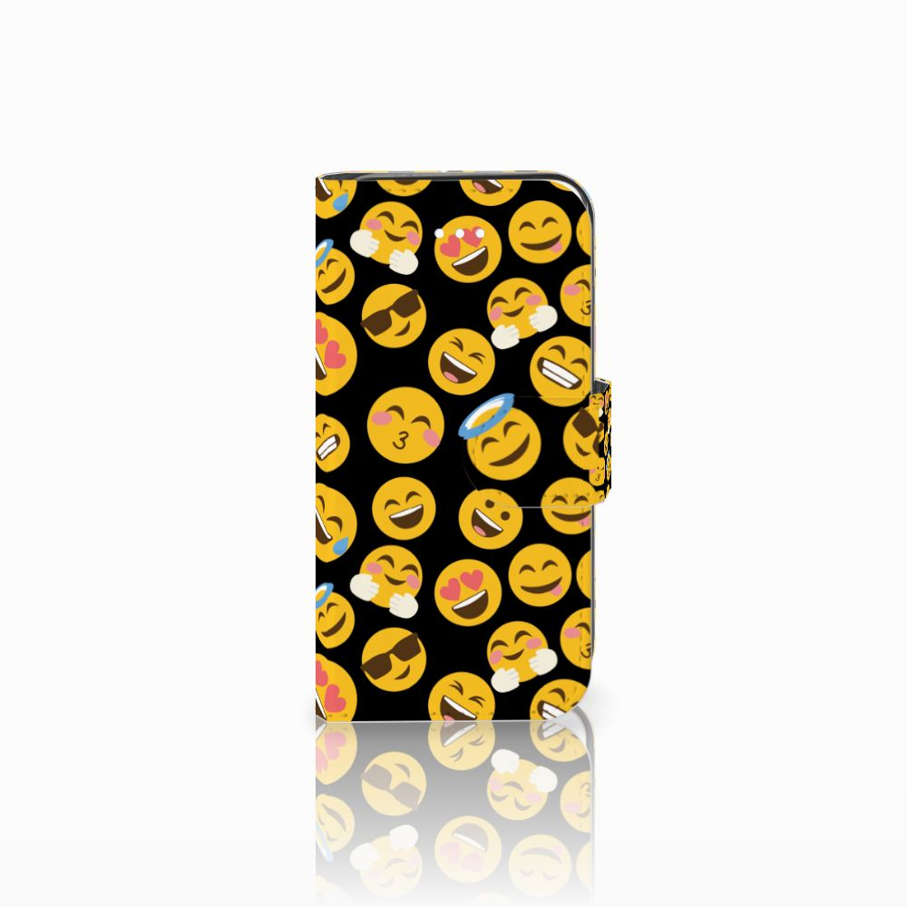 Apple iPhone 5 | 5s | SE Telefoon Hoesje Emoji