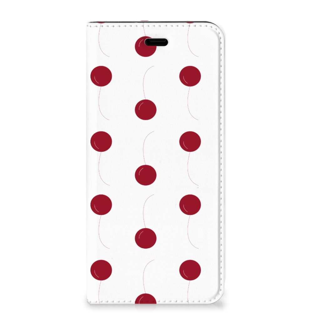 Huawei P10 Flip Style Cover Cherries