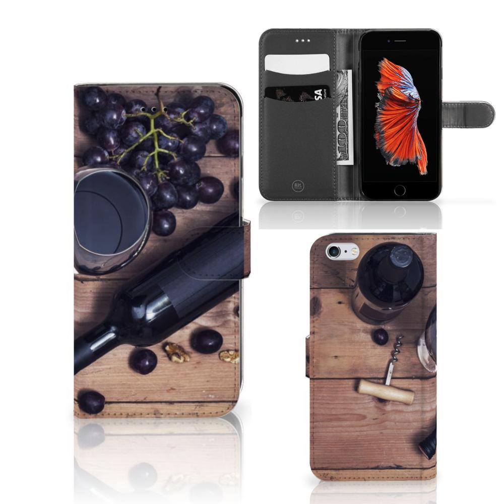 Apple iPhone 6 Plus | 6s Plus Book Cover Wijn