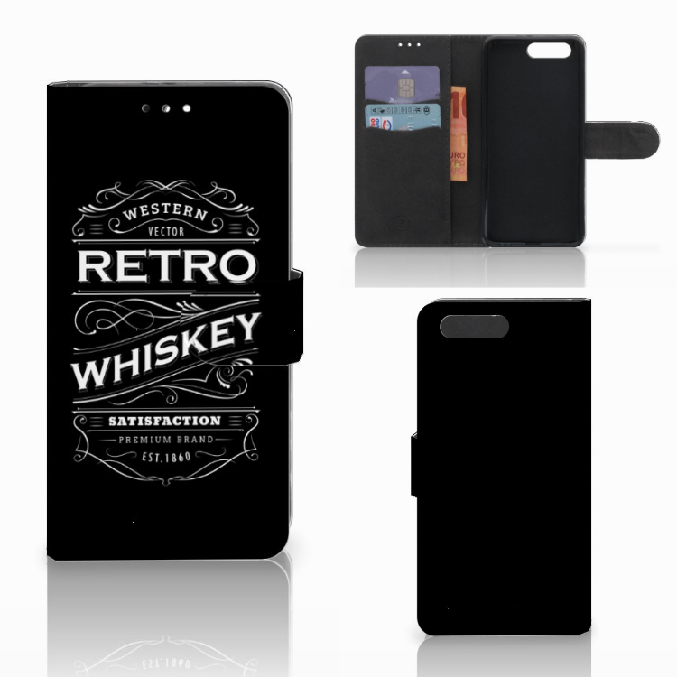 Honor 9 Book Cover Whiskey