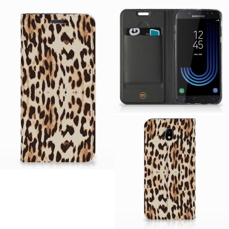 Samsung Galaxy J5 2017 Hoesje maken Leopard