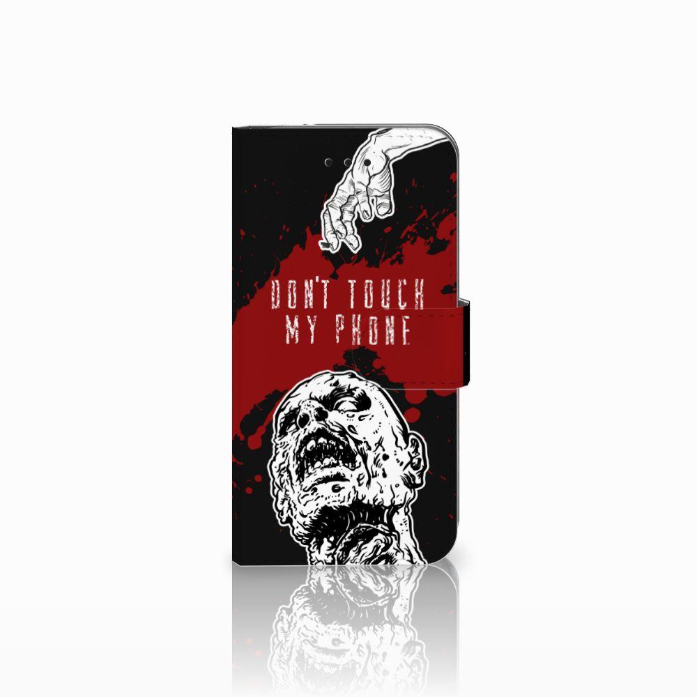Apple iPhone X | Xs Boekhoesje Design Zombie Blood