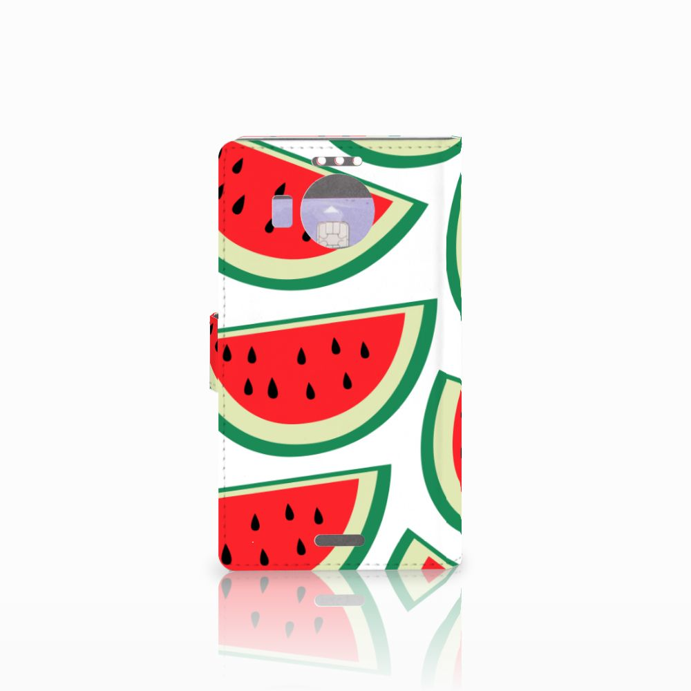 Microsoft Lumia 950 XL Book Cover Watermelons