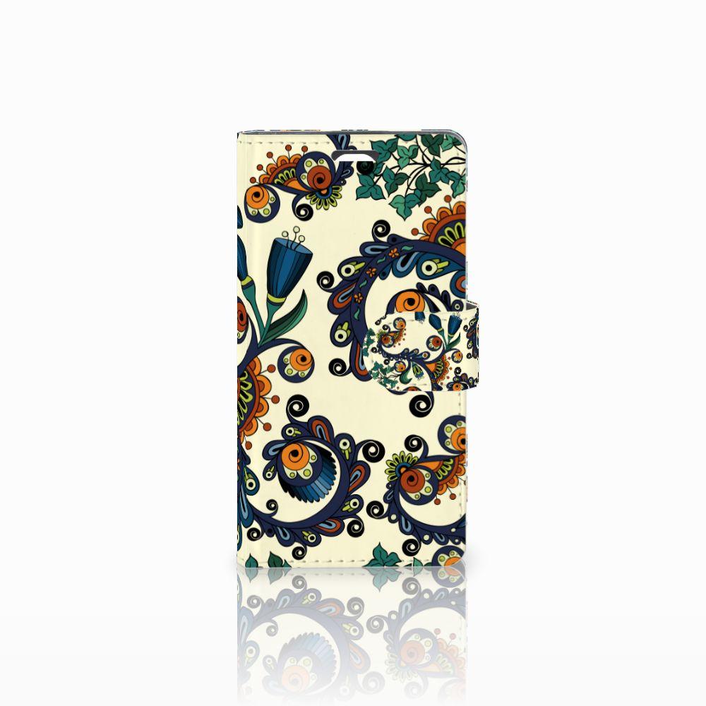 LG Magna | G4C Boekhoesje Design Barok Flower