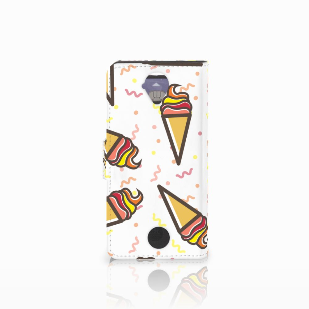 Acer Liquid Z330 Book Cover Icecream