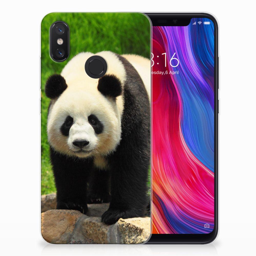 Xiaomi Mi 8 TPU Hoesje Design Panda
