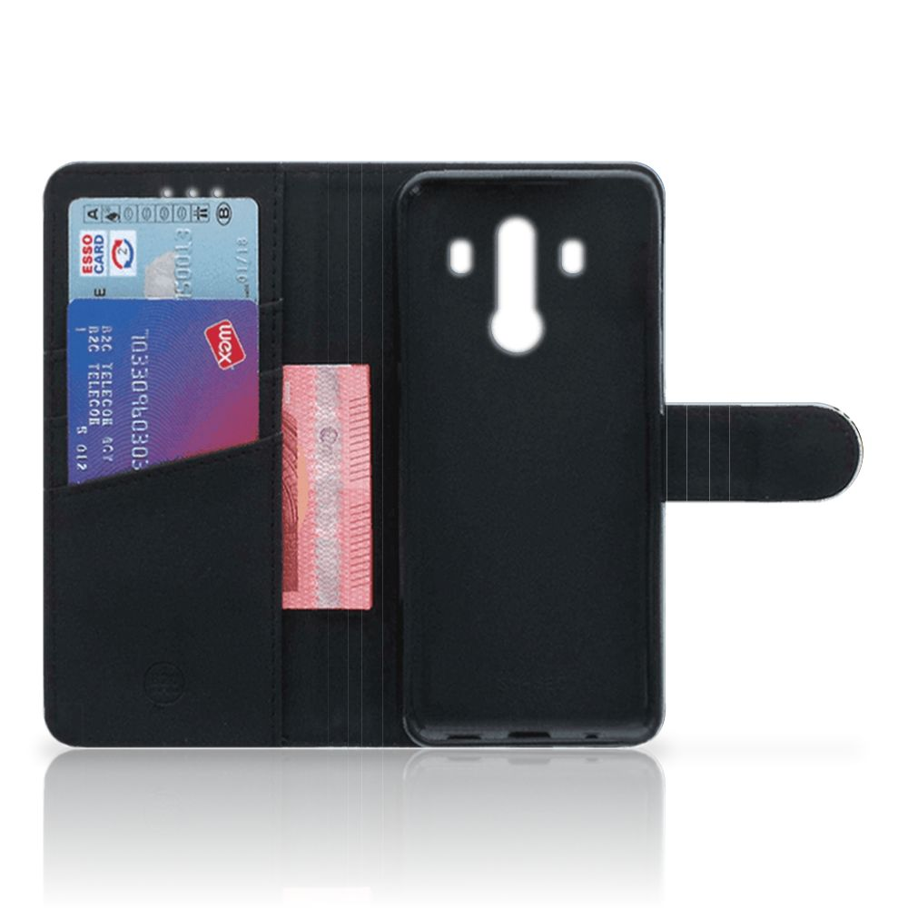 Huawei Mate 10 Pro Flip Cover Schaatsers