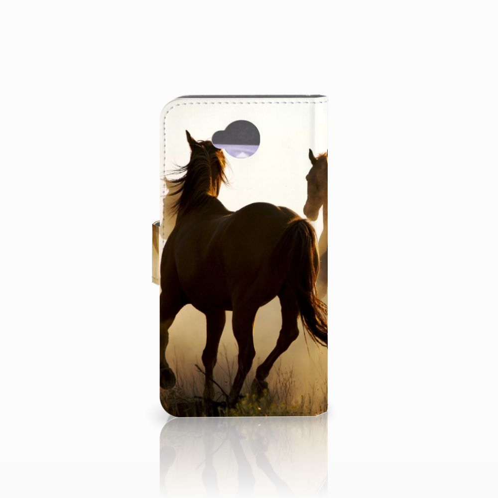Microsoft Lumia 650 Telefoonhoesje met Pasjes Design Cowboy