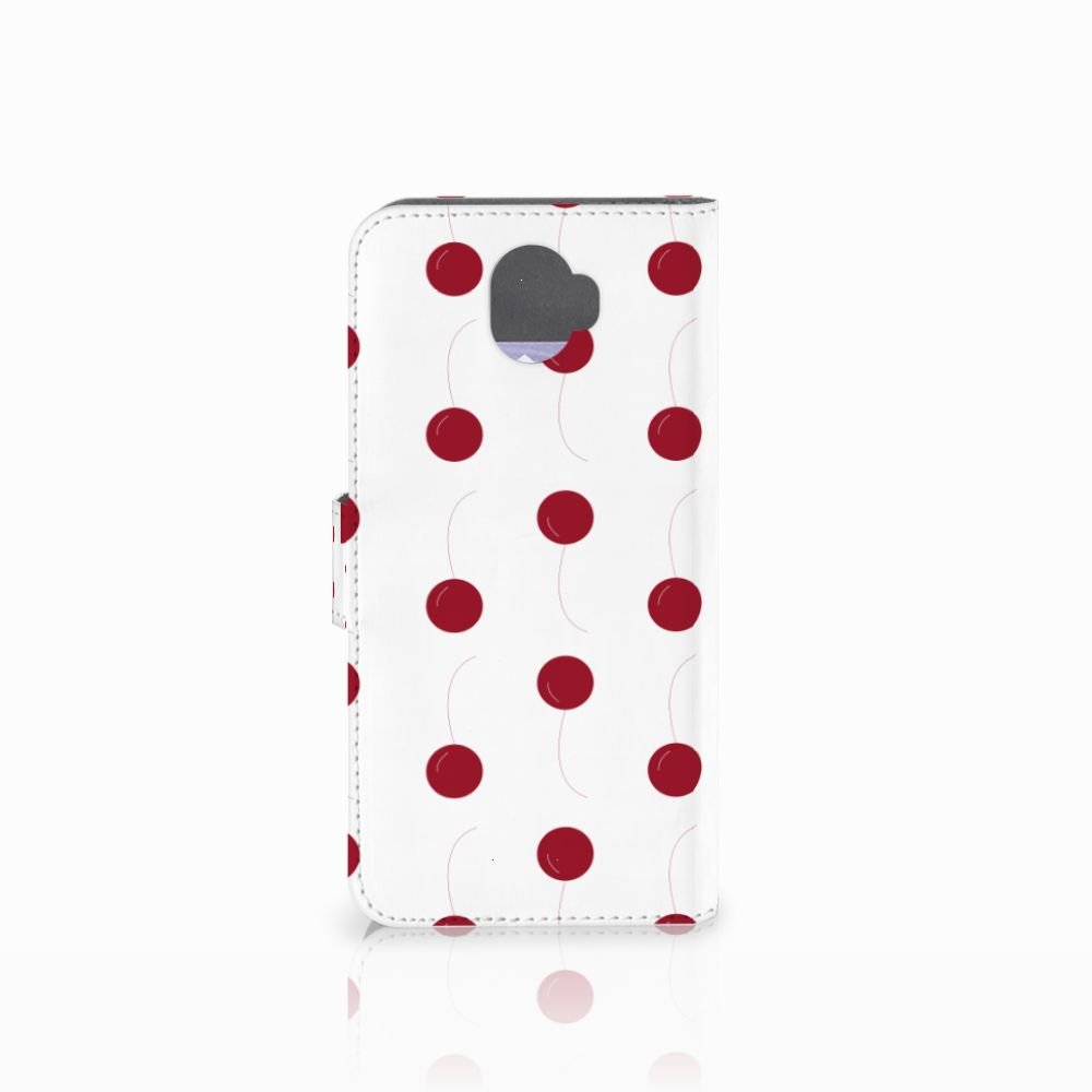 Wiko Wim Book Cover Cherries