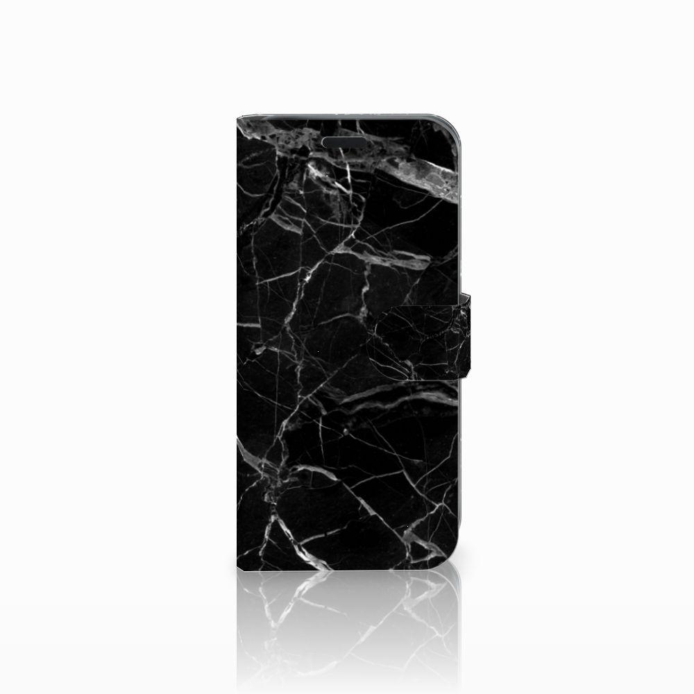 Acer Liquid Z630 | Z630s Uniek Boekhoesje Marmer Zwart
