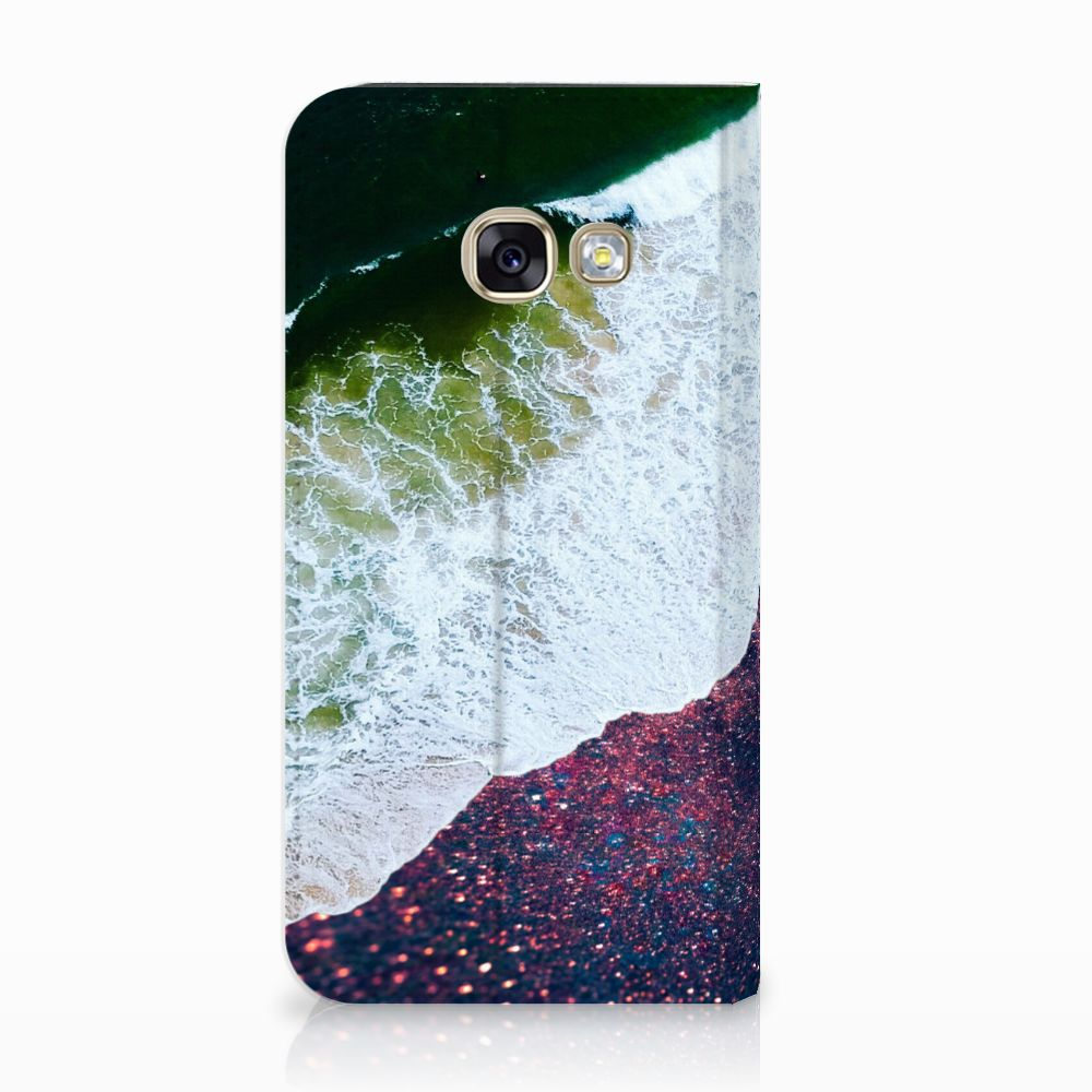 Samsung Galaxy A3 2017 Stand Case Sea in Space