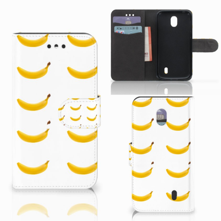 Nokia 1 Book Cover Banana