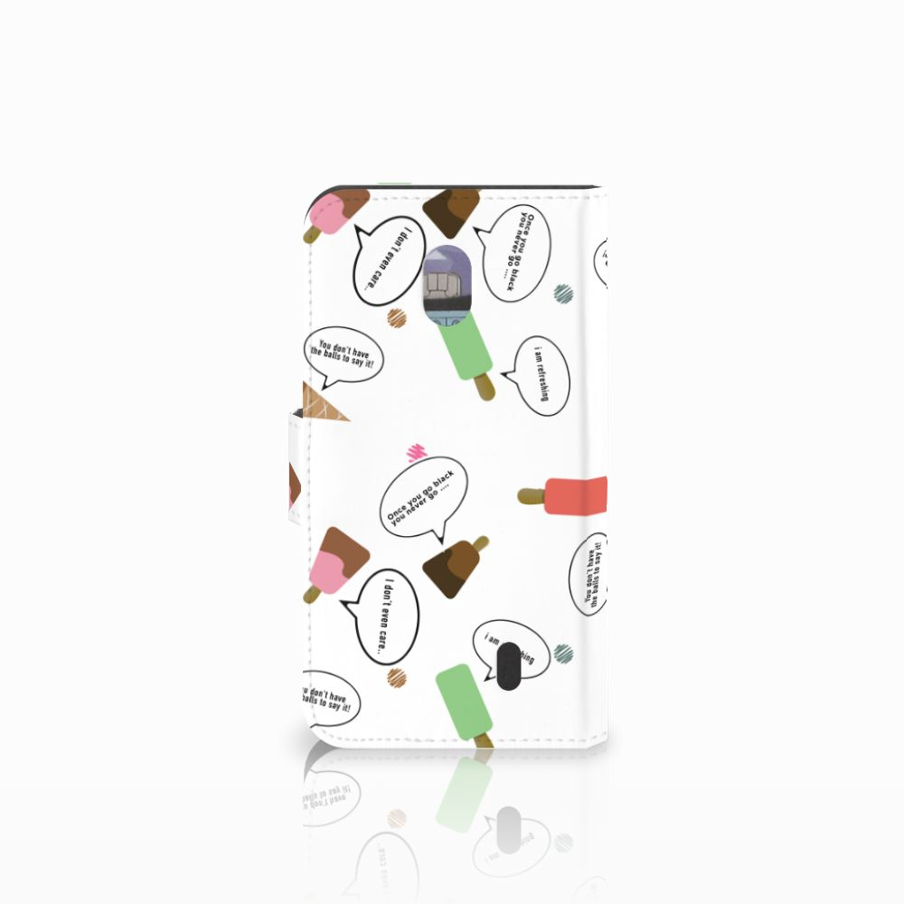 Nokia 1 Book Cover IJsjes