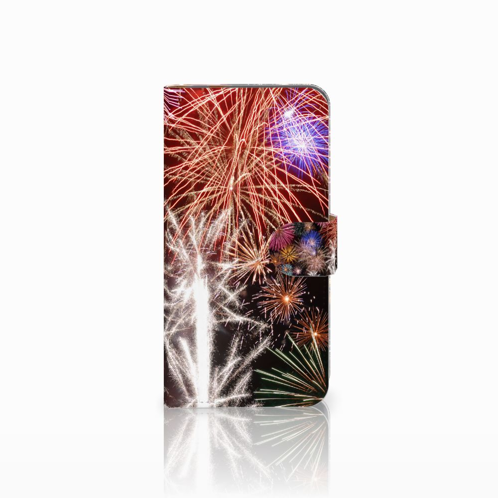 Huawei Nova Plus Boekhoesje Design Vuurwerk