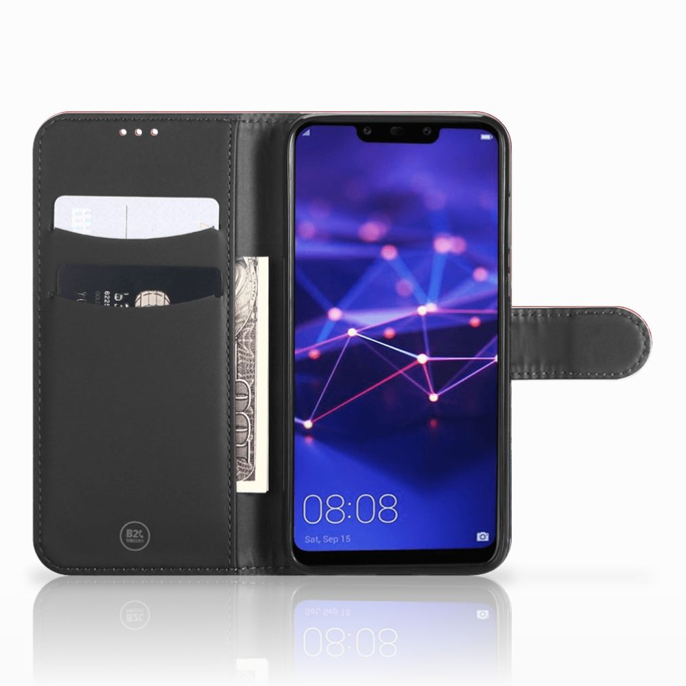 Huawei Mate 20 Lite Bookstyle Case Nederland