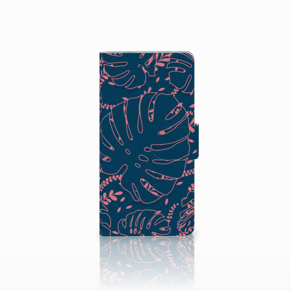 Huawei P8 Boekhoesje Design Palm Leaves
