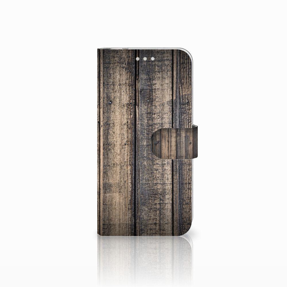 Huawei P20 Pro Boekhoesje Design Steigerhout