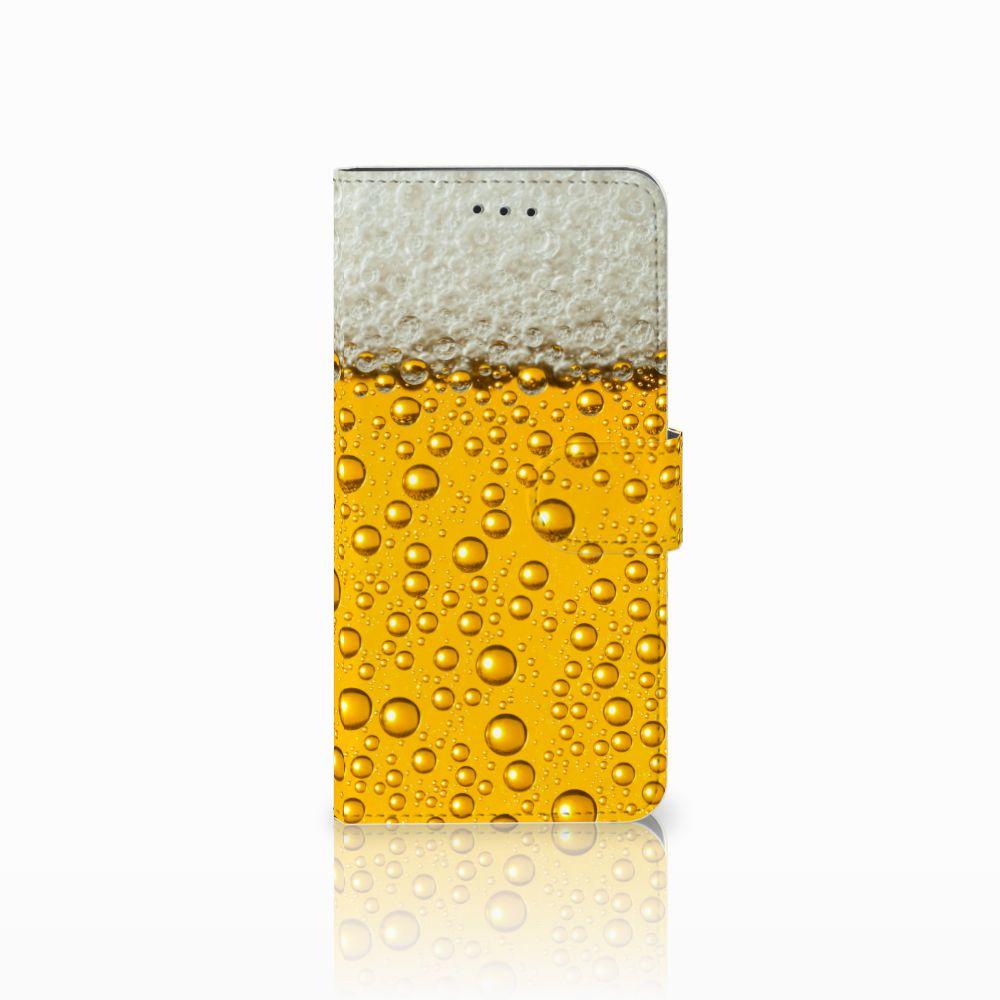 Motorola Moto E5 Play Uniek Boekhoesje Bier