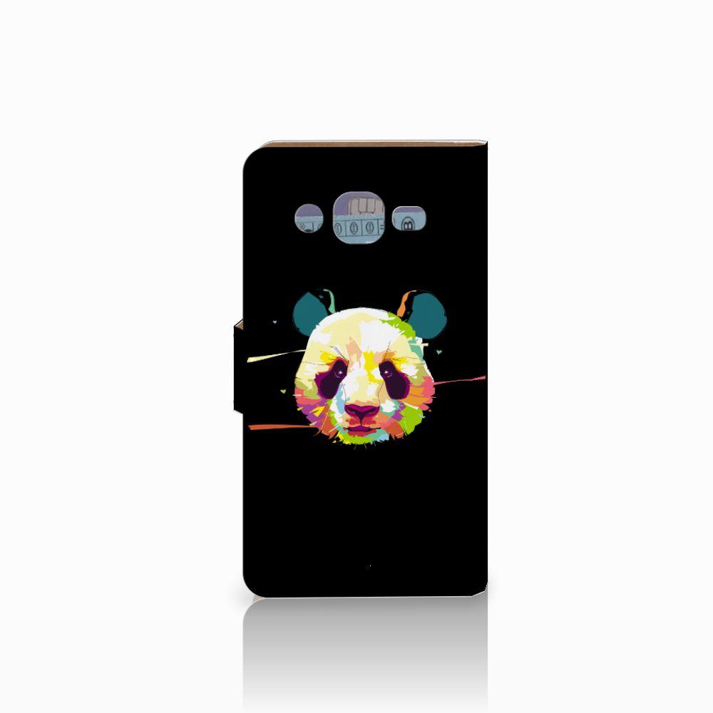 Samsung Galaxy J2 (2015) Leuke Hoesje Panda Color