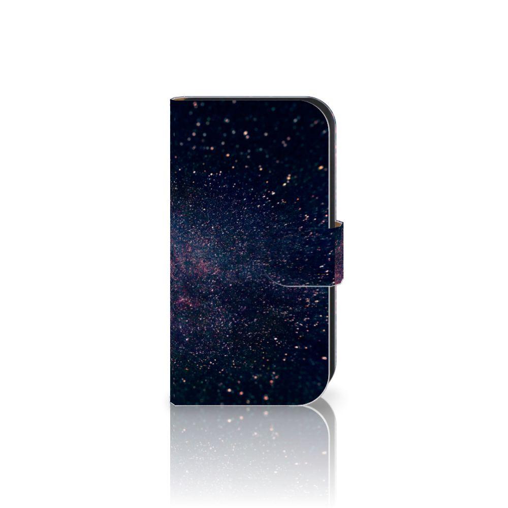 Samsung Galaxy Ace 4 4G (G357-FZ) Boekhoesje Design Stars