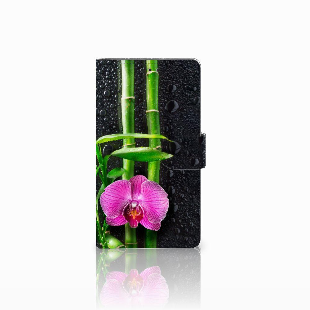Sony Xperia L1 Boekhoesje Design Orchidee