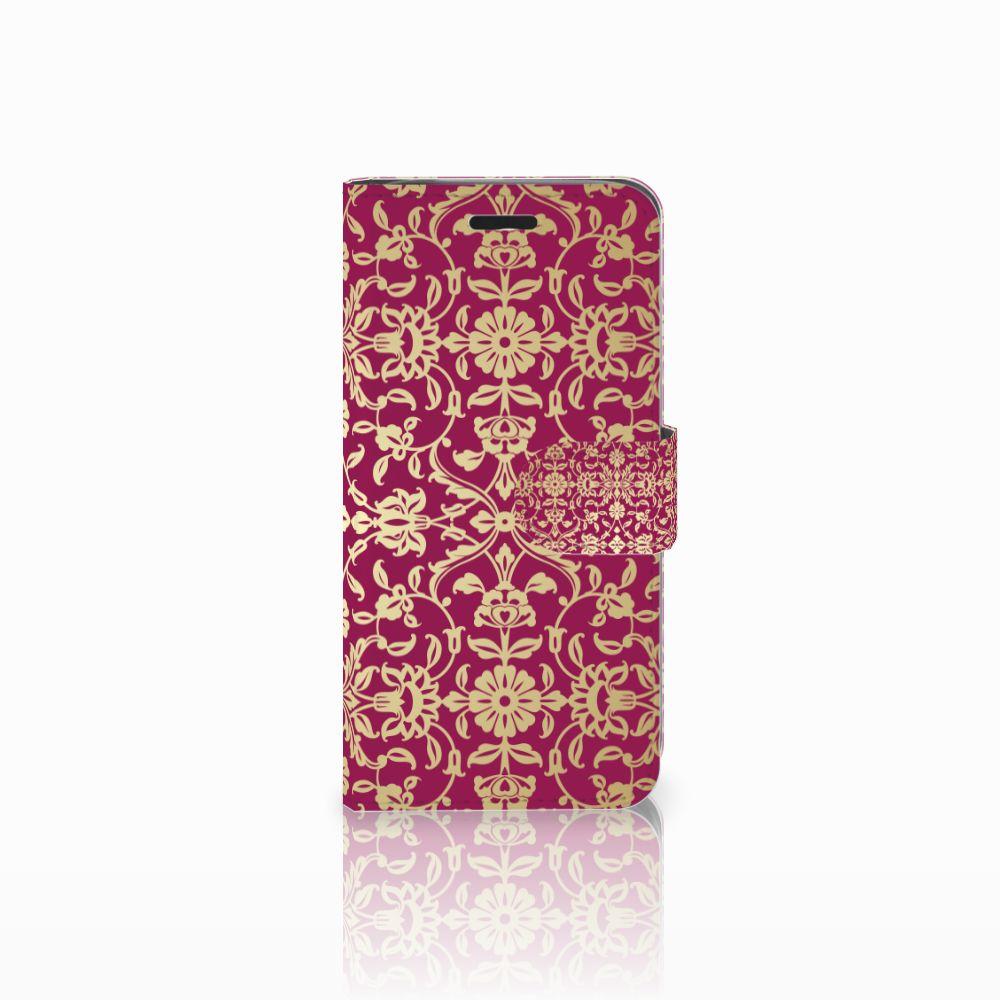 Acer Liquid Z530 | Z530s Boekhoesje Design Barok Pink