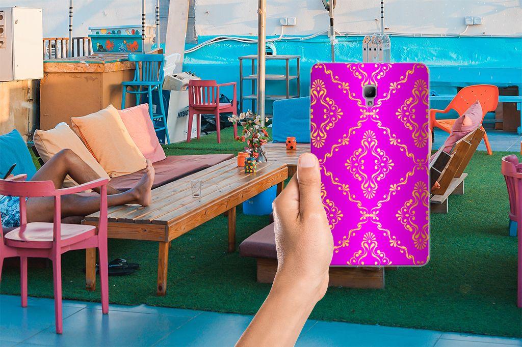 TPU Case Samsung Galaxy Tab A 8.0 (2017) Barok Roze