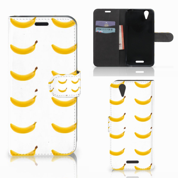 Acer Liquid Z630 | Z630s Book Cover Banana