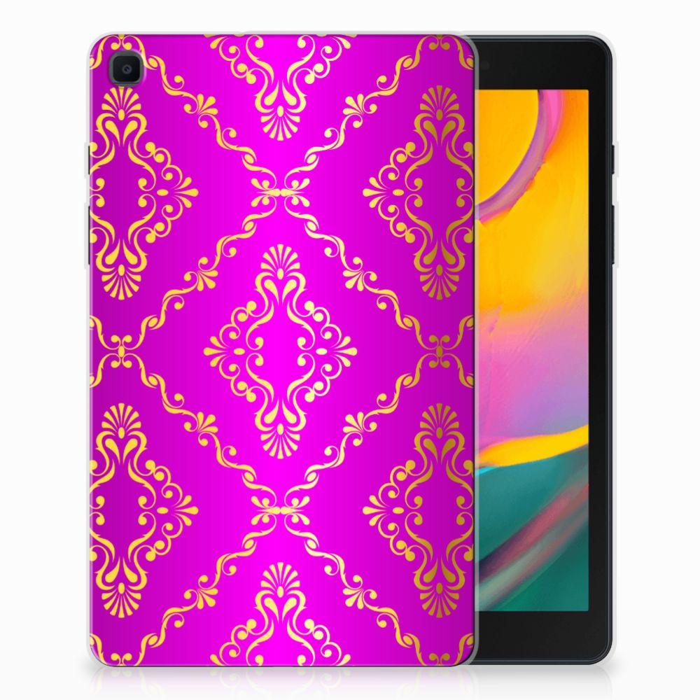 TPU Case Samsung Galaxy Tab A 8.0 (2019) Barok Roze