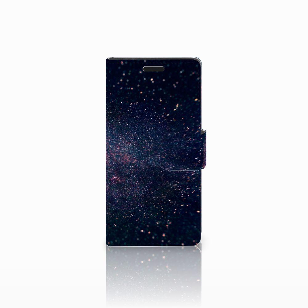 LG Leon 4G Boekhoesje Design Stars