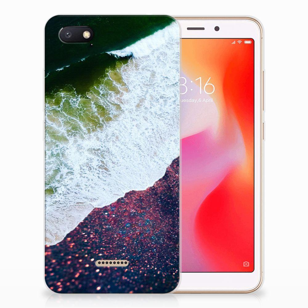 Xiaomi Redmi 6A TPU Hoesje Sea in Space