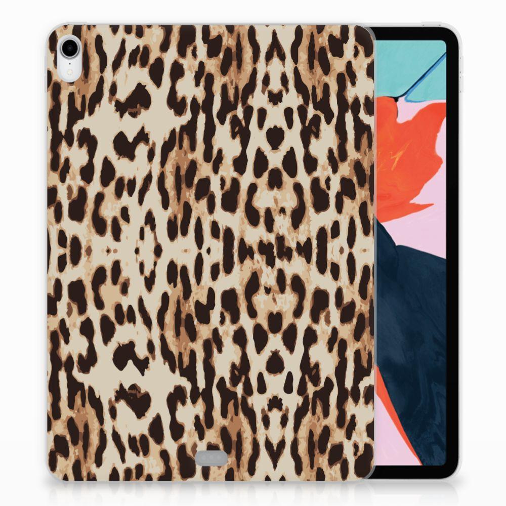 Apple iPad Pro 11 inch (2018) Uniek TPU Hoesje Leopard