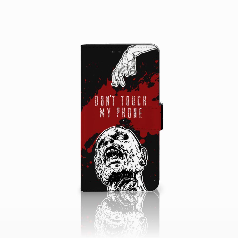 Huawei Honor 6X Boekhoesje Design Zombie Blood
